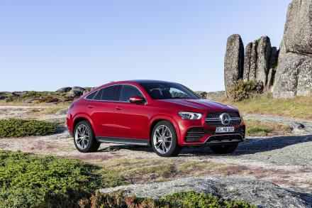 Mercedes-Benz Gle Diesel Coupe GLE 400d 4Matic AMG Line Premium + 5dr 9G-Tronic