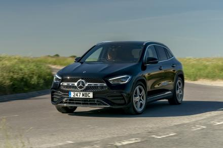 Mercedes-Benz Gla Diesel Hatchback GLA 220d 4Matic AMG Line Premium 5dr Auto