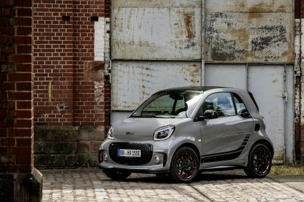 Smart Fortwo Electric Coupe 60kW EQ Premium 17kWh 2dr Auto [22kWCh]
