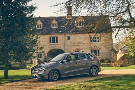 Mercedes-Benz B Class Hatchback Special Editions B180 AMG Line Executive Edition 5dr Auto