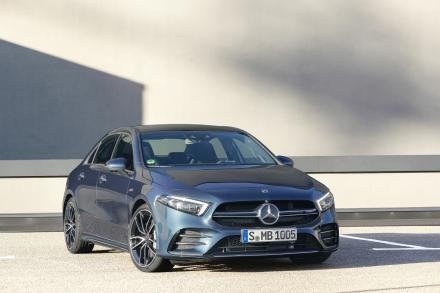 Mercedes-Benz A Class Amg Saloon Special Editions A35 4Matic Premium Edition 4dr Auto